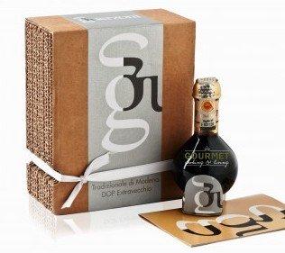 Organic Extravecchio Balsamic Vinegar of Modena DOP 25 Years Old