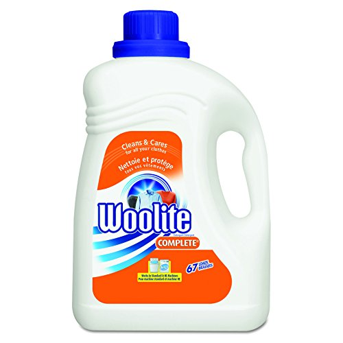 Woolite Laundry Detergent Gentle Cycle Sparkling Falls