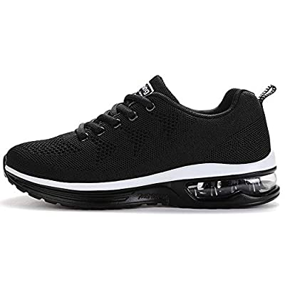 TSIODFO Men Sport Running Shoes mesh Breathable Gym Runner Jogging Sneakers   Road Running