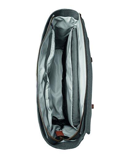 Maxi-Cosi moderno bolso cambiador gris cemento Nomad Blue