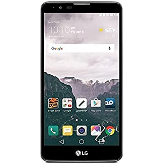 Amazon com: LG (LGLS777ABB) Stylo 3 - Prepaid - Carrier Locked