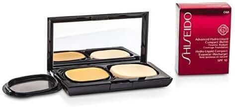 Shiseido Shiseido Advanced Hydro Liquid Compact Foundation Spf10 (case + Refill) - O60 Natural Deep Ochre, 0.42oz, 0.42 Ounce