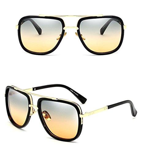 Polarized Trend Sunglasses Soleil Lunettes Soleil Frames Lunettes C18 De De Soleil Metal De Lunettes Hommes Large Vintage Lunettes Lovers BxwxqY