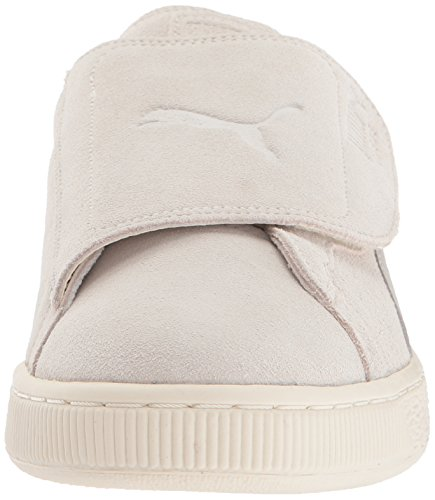 cheap very cheap PUMA Men's Suede Wrap Color Blocked Sneaker Whisper White Whisper White official cheap online outlet cheap WBgk3zX