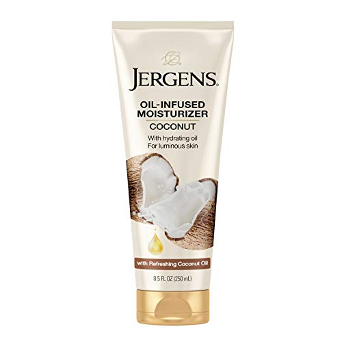 Jergens Coconut Oil Infused Moisturizer, 8.5 Ounce