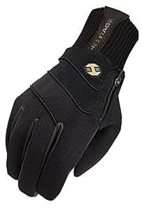 Heritage Gloves Extreme Winter Gloves, Size 4, Black