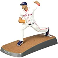 fan products of Imports Dragon Baseball Figures David Price Boston Red Sox Baseball Figure, 6