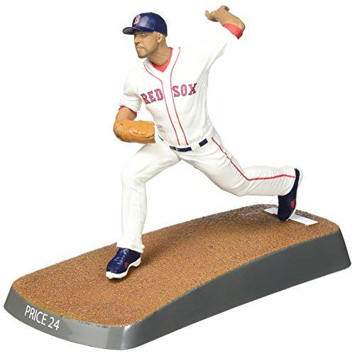 "Imports Dragon Baseball Figures David Price Boston Red Sox Baseball Figure, 6"""