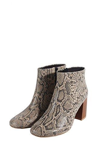 Vagabond Kaley Almond Multi Shoes - Stivaletti Maculati Beige Beige