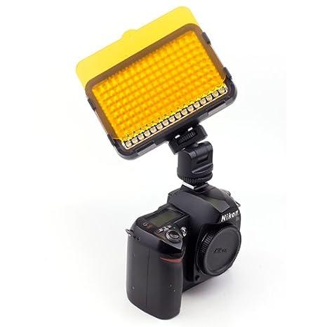 Pixco vídeo lámpara de luz LED al-160ll para Canon Nikon ...