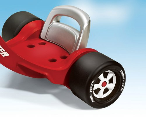 042385956473 - Radio Flyer Big Flyer (Discontinued by manufacturer) carousel main 2