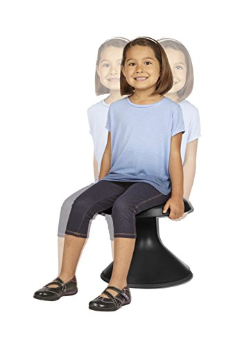 Classroom Select NeoRok Motion Stool, Active Wobble Seating, 15-1/2 inch Seat Height, Ebony by Classroom Select (Image #4)