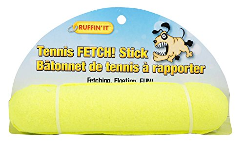 Ruffin' It Tennis Fetch Stick Dog Toy, 72-Pack by Ruffin It