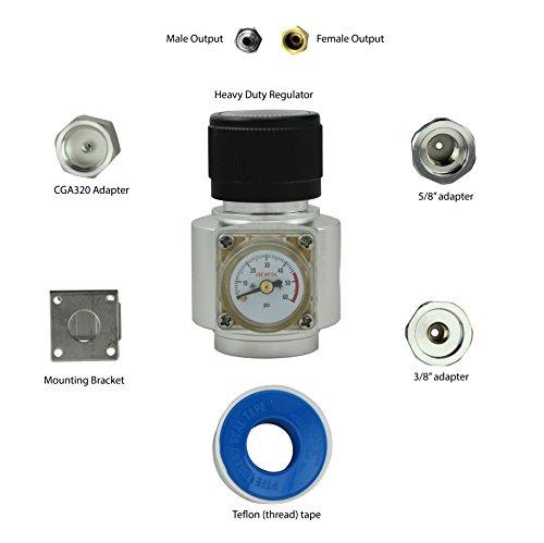 Ultimate Nitrogen Regulator Kit