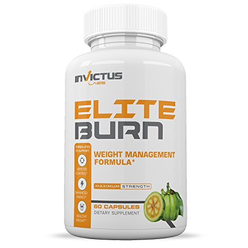 Extra Strength Weight Loss Pills That Work, Appetite Suppressant & Carb Blocker with Garcinia Cambogia- Fast Acting Weight Loss & Detox - 60 caplets by Invictus Labs