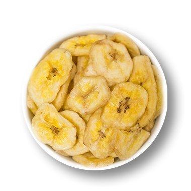 Gemeinsame 1001 Frucht   Bananen Chips   Bananenchips ohne Zucker &RF_58