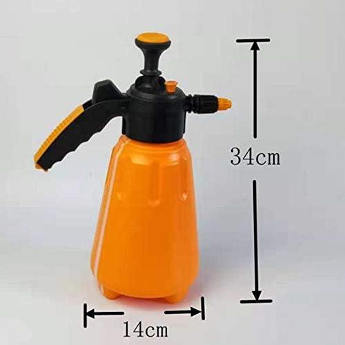 Pulverizadores 1, 5 / 2L portátil Jardín botella de spray pulverizador de presión caldera de la planta Flores de riego Can pulverizador Hervidor Inicio herramientas de jardinería: Amazon.es: Jardín