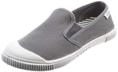 KEEN Women's Santiago Slip On Shoe,Gargoyle,10.5 M US