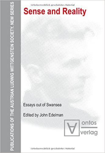 Reflection Paper Example Essays Sense And Reality Essays Out Of Swansea Publications Of The Austrian  Ludwig Wittgenstein Society New Series Descriptive Essay Topics For High School Students also Essay On Healthy Living Sense And Reality Essays Out Of Swansea Publications Of The  Sample Business Essay