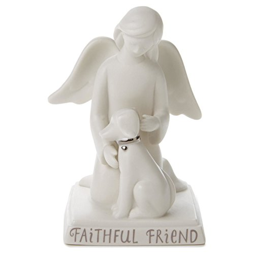 Hallmark Faithful Friends Angel Porcelain Figurine
