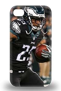 New Premium Iphone Case Cover For Iphone 4/4s NFL Philadelphia Eagles LeSean McCoy #25 Protective Case Cover ( Custom Picture iPhone 6, iPhone 6 PLUS, iPhone 5, iPhone 5S, iPhone 5C, iPhone 4, iPhone 4S,Galaxy S6,Galaxy S5,Galaxy S4,Galaxy S3,Note 3,iPad Mini-Mini 2,iPad Air )