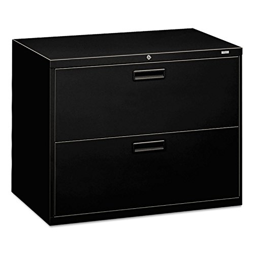 HON 582LP 500 Series 36 by 28-3/8 by 19-1/4-Inch 2-Drawer Lateral File, (Hon 2 Drawer Filing Cabinet)