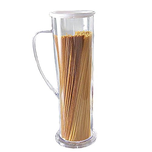 ZooArts Multifunction Cooks Spaghetti Maker Pasta Cook Tube Container Fast Easy by ZooArts