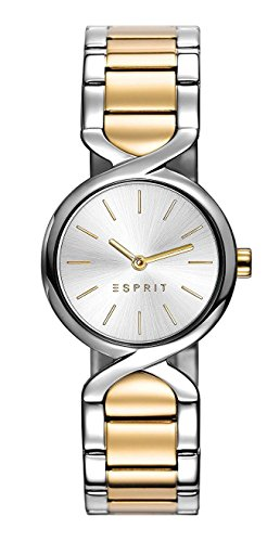 Esprit Watch Fontana Two Copper - ES107852005-Silver - stainless-steel-Round - 26 mm