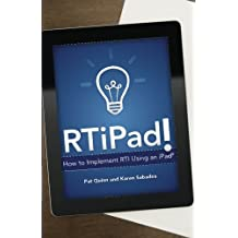 RTiPad: How to Implement RTI Using an iPad