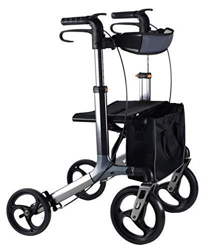 Yogi Rollator - Rotulador, color gris: Amazon.es: Salud y ...