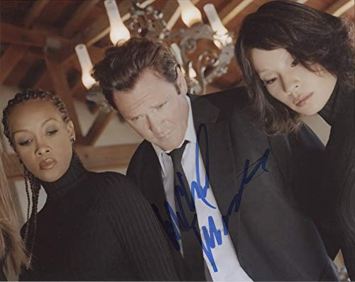MICHAEL MADSEN as Budd – Kill Bill GENUINE AUTOGRAPH