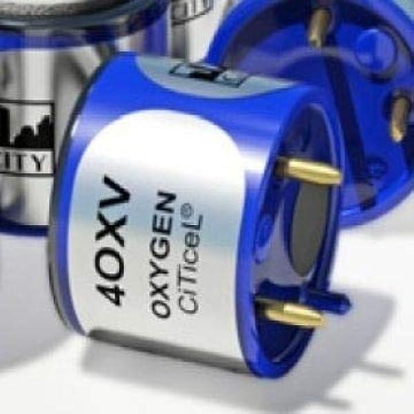 O2 MCXL-X000-B-BR HONEYWELL ANALYTICS Oxygen - Black