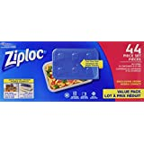 Ziploc Containers Variety Pack - 44 Count Value Pack