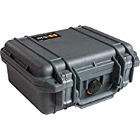 Pelican 1200 Case With Foam (Black)