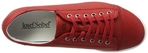 Josef Seibel Damen Sina 11 Sneaker Rot (Rot)