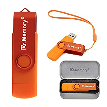 Amazon.com: OTG USB Flash Drive 32 GB 64 GB 128 GB para ...