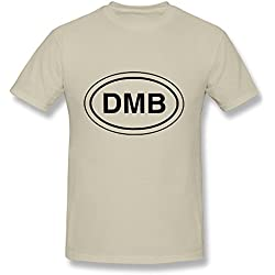 Love Alternative Rock Dave Matthews Band Tour 2016 Logo T Shirt For Men