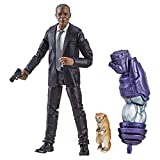 Marvel Captain Marvel 6-inch Legends Nick Fury Figure for Collectors, Kids, & Fans