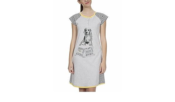 Camisola de mujer con abertura 3 botones (42): Amazon.es: Ropa y accesorios