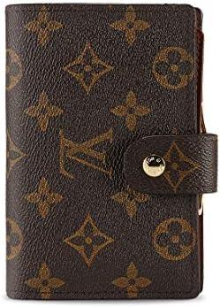 [해외]지갑 레이디스 반 접기 망 수첩 형 모노 그램 동전 입 미니 지갑 컴팩트 지갑 인기 카드 수납 지갑 대용량 / Wallet Women`s Bi-Fold Men`s Notebook Type Monogram Maguchi Mini Wallet Compact Wallet Popular Card Storage Coin Purse Large Capa...