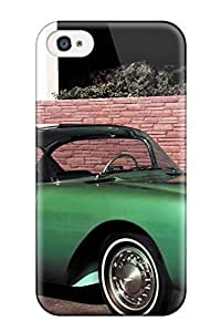2849232K70268292 New Arrival Case Cover With Design For Apple Iphone 4/4S Case Cover - 1955 Biscayne