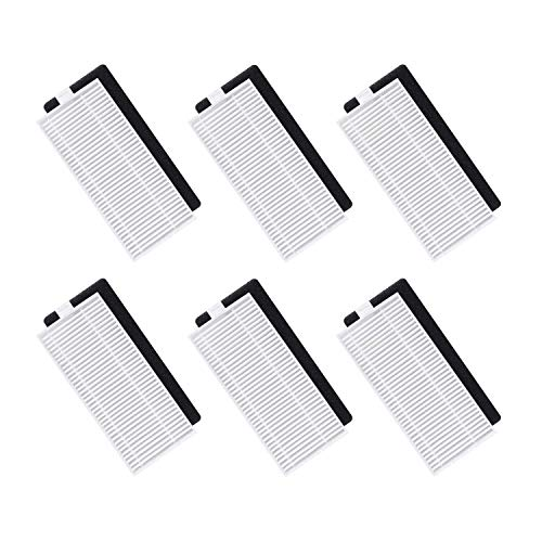 Replacement Filter Kit for Ecovacs DEEBOT N79, N79S and Eufy 11, Eufy 11c Filters Robotic Vacuum Cleaner Accessories(Pack of 15)