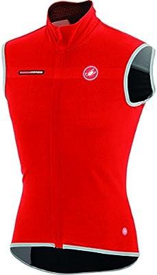 Amazon.com   Castelli Fawesome 2 Vest - Men s Red 9ce91df06