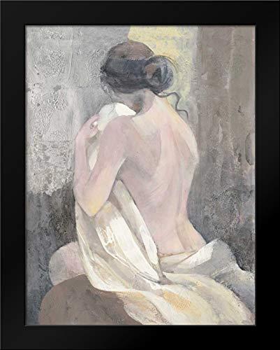 After The Bath II Framed Art Print by Hristova, Albena