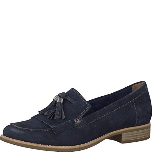Tamaris Schuhe 1 1 24206 28 Bequeme Damen Slipper, Slip On