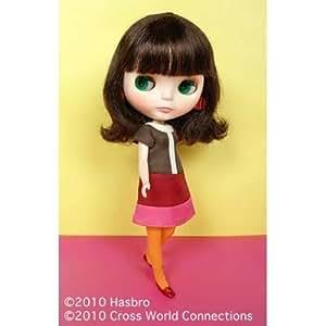 Blythe Doll Neo Blythe Simply Chocolate (japan import)