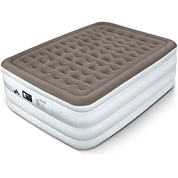 Amazon Com Soundasleep Dream Series Air Mattress With