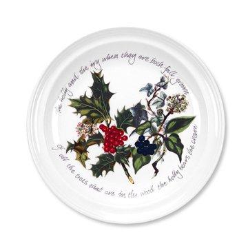 Portmeirion Holly & Ivy Dinner Plate 10.5