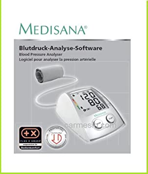 medisana mtx software