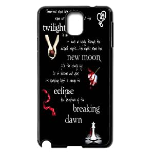 DDOUGS The Twilight Saga High Quality Cell Phone Case for Samsung Galaxy Note 3 N9000, Personalized The Twilight Saga Case